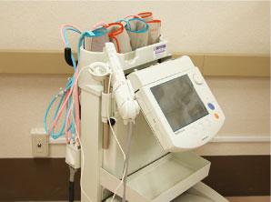 動脈硬化検査機(マイキュレーター)