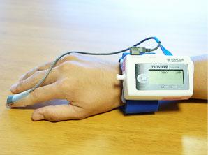 睡眠時無呼吸症候群検査機(アプノモニター)